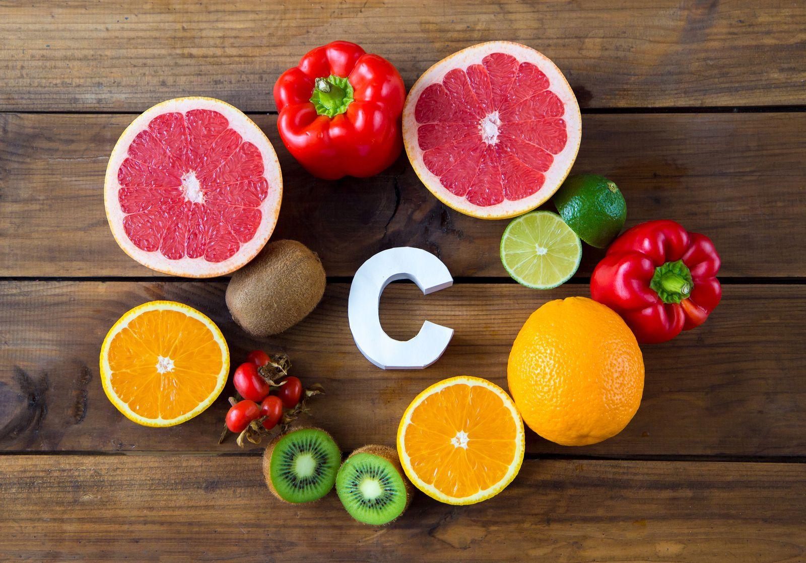 vitaminas para las defensas